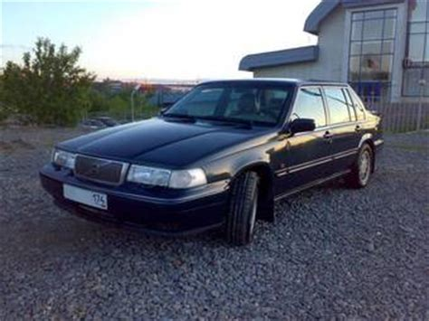car owners manuals for sale 1995 volvo 960 auto manual 1996 volvo 960 pictures 2 5l gasoline fr or rr manual for sale