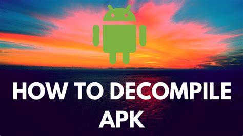 decompile apk dunebook tutorials code inspiration