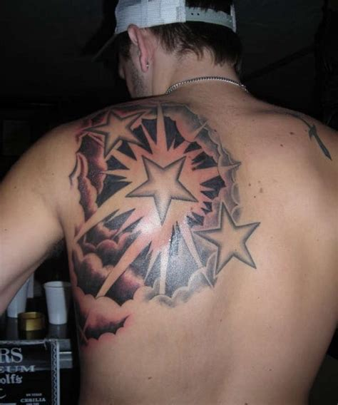 star tattoo designs for guys tattoos ideas for and collections
