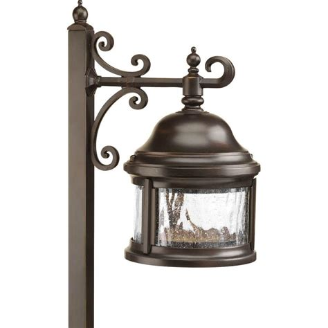 Brass Landscape Lighting Progress Lighting Low Voltage 18 Watt Antique Bronze Landscape Path Light P5250 20 The Home Depot