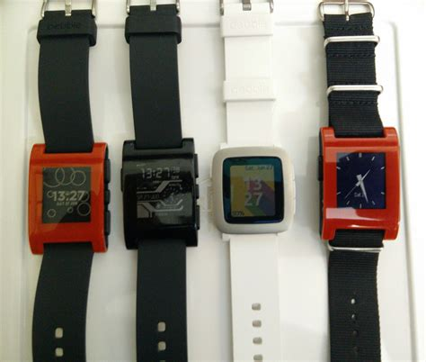 pebble time kickstarter edition review specification