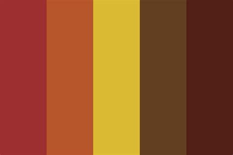 what are thanksgiving colors thanksgiving color palette