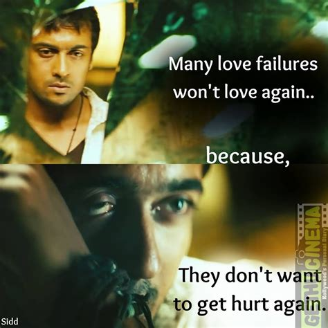 love failure quote with tamil movie tamil cinema love failure quotes love failure images with quotes in movies tamil movies