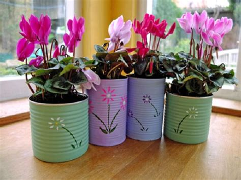 Handmade Flower Pots - handmade flower pots make the best gifts