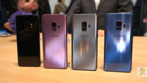 Harga Samsung S9 Plus 128gb rebat untuk tukar telefon lama kepada galaxy s9