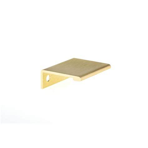satin gold cabinet pulls richelieu hardware 1 5 16 in 33 mm satin gold cabinet