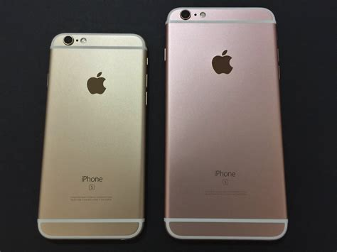 iphone 6 s wann iphone 6s and iphone 6s plus unboxing comparison