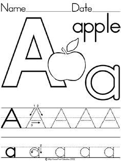 Worksheets alphabet worksheets alphabet letters preschool worksheets