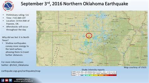 earthquake oklahoma earthquake in oklahoma eta 5 6 near stillwater page 3