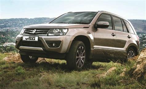 Suzuki Grand Vitara South Africa South Africa Suzuki Grand Vitara Gets Features