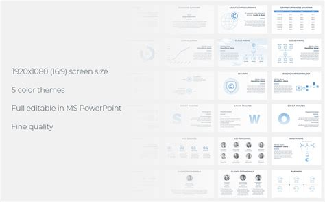 Cryptocurrency Powerpoint Template 67155 Cryptocurrency Powerpoint Template