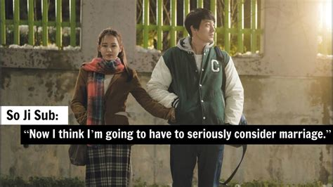 so ji sub getting married filming new movie has made so ji sub consider getting