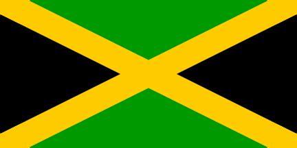 jamaican flag colors jamaica