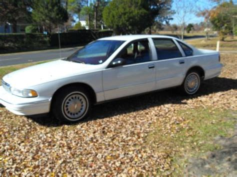 books about how cars work 1995 chevrolet impala ss user handbook find used 1995 chevy caprice classic 12 673 miles in richlands north carolina united states