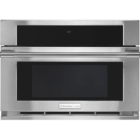 Built In Oven Electrolux Eog1102cox electrolux e30mo75hps icon professional 1 5 cu ft built in microwave oven stainless steel