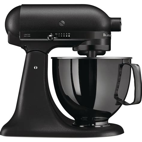 kitchenaid black tie mixer kitchenaid artisan 4 8 l tilt head stand mixer black tie