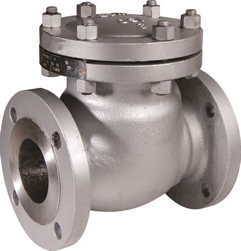 cast steel swing check valve cast steel ansi valves alma valves