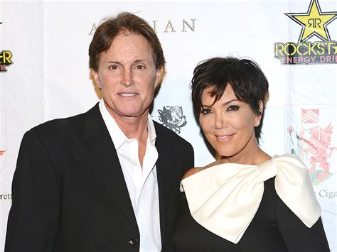 how did kris kardashian meet bruce jenner kris jenner files for divorce from bruce jenner people com