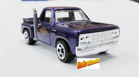 Hw Sc 2015 215 Purple 78 Dodge 78 dodge li l express wheels wiki