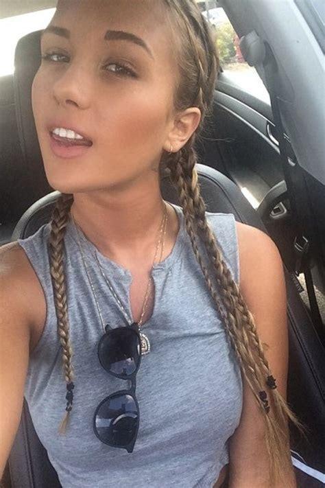 niykee heaton s hairstyles amp hair colors steal her style
