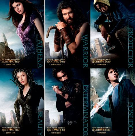 Nissan Vru Program Percy Jackson And The Olympians Characters