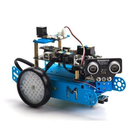 mbot for makers conceive construct and code your own robots at home or in the classroom books buy makeblock servo connection pieces for mbot package