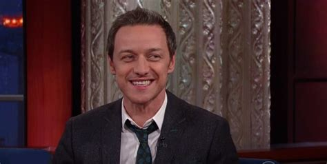 james mcavoy where is he from james mcavoy is more scottish than people think he does