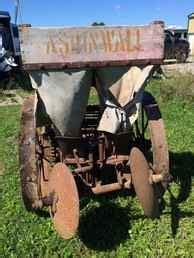 used farm tractors for sale aspinwall potato planter