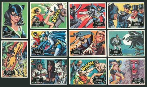 batman cards ipernity topps batman cards 1966 by smiley derleth