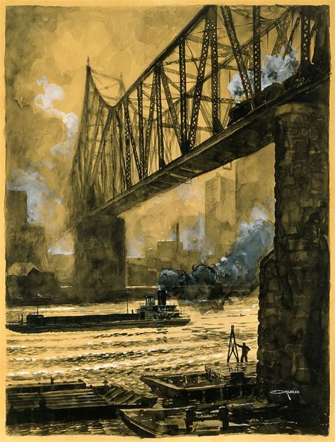 Ac Kuhler 7 best otto kuhler images on pittsburgh industrial and on canvas