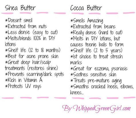 Shea Butter Benefits by Best 25 Cocoa Butter Ideas On Diy Butter