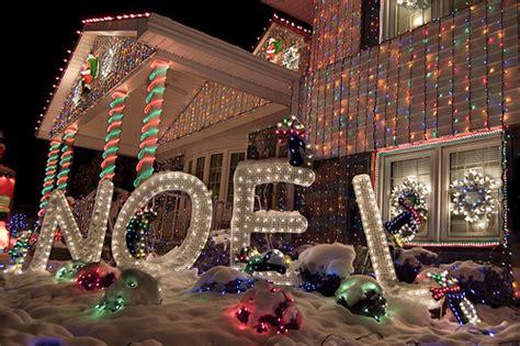 Outdoor christmas lights amp decoration ideas