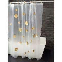 Shower Curtain With Butterfly Pattern