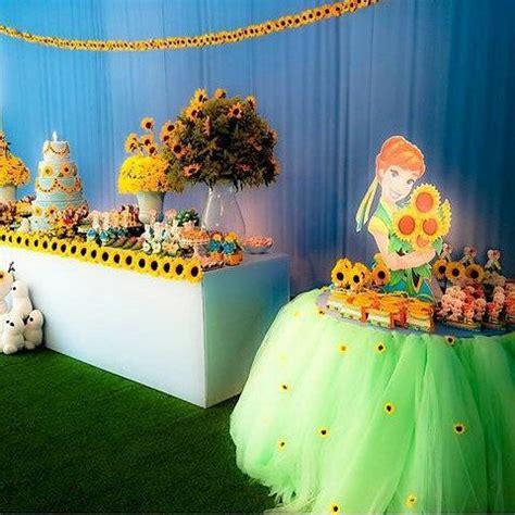 Tenda Frozen Fever Dan Disney Princess Tent decor lacarotefestasafazer festafrozen frozencake