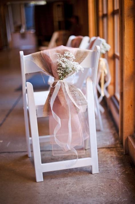 Chair Sashes For Weddings by Best 25 Wedding Chair Decorations Ideas On