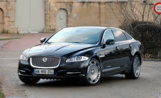 Jaguar Xjl Pics Car And Driver