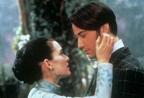 keanu reeves dracula movie winona ryder thinks she married keanu reeves 25 years ago