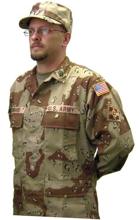 desert military mens military costume 6 color desert camouflage