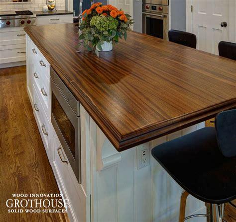 distressed wood kitchen island wood countertops wood countertop butcherblock and bar