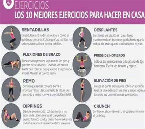 rutina de gimnasio en casa rutina de ejercicios pesas para desarrollar musculo