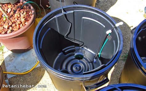 Fertigasi Hidroponik hidroponik dengan sistem fertigasi petani hebat