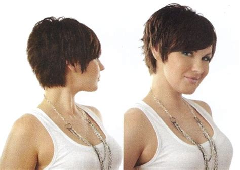 short shag hairstyles back view pixie cut hairstyles back view short shaggy layered