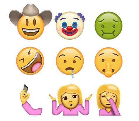 emoji new unicode 9 emoji updates