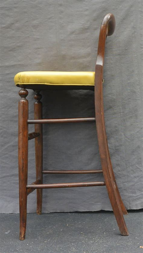 mahogany bar stool mahogany bar stool for sale at 1stdibs