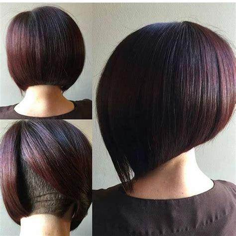 beautiful undercut aline bob hairdo s pinterest pin by eddie on hair undercuts pinterest undercut