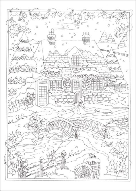 winter wonderland christmas coloring 197960925x winter wonderland coloring book creative haven 064174 details rainbow resource center inc