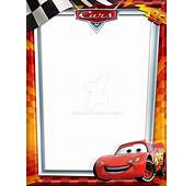 Frame Cars2 Copia By Zaphiroth On DeviantArt
