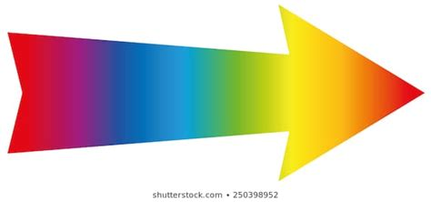 colored arrows background vector illustration free vector rainbow arrow images stock photos vectors