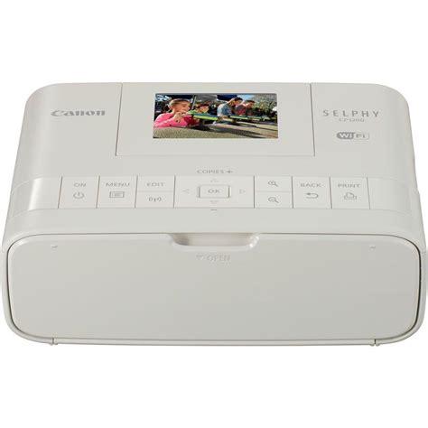 Printer Canon Selphy Cp 1200 Cp1200 Wifi canon selphy 1200 wireless compact photo printer white