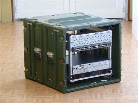 Army Build Rack by Messaging Handling System Mmhs Security And